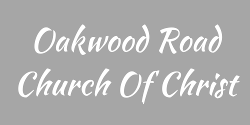 Oakwood Road Church of Christ